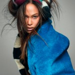 Joan Smalls by Greg Kadel