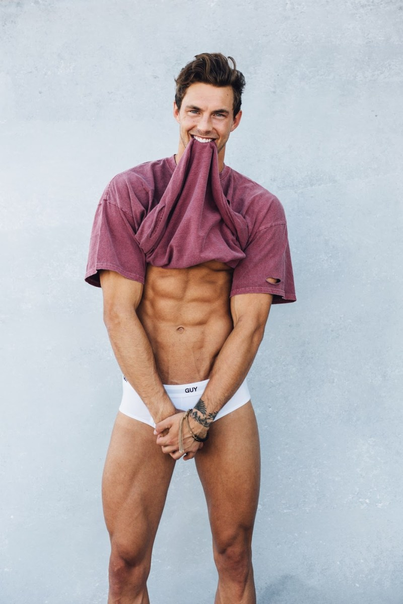 Christian Hogue by Taylor Miller