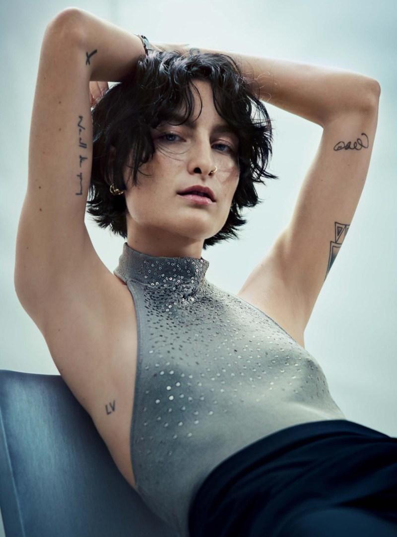British Vogue - December 2016