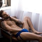 Jonathan Agassi by Rick Day