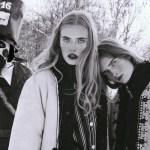 Julie Pelipas, Kristina Lisovenko & Vita Filonenko by Elizaveta Porodina