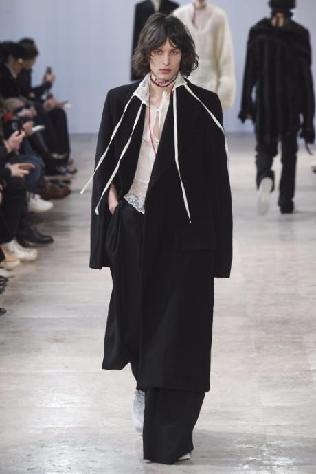 Ann Demeulemeester Menswear FW 2017 Paris23