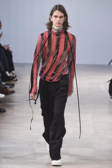 Ann Demeulemeester Menswear FW 2017 Paris8