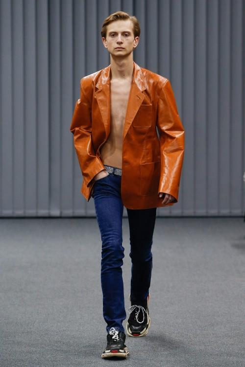 Balenciaga Menswear FW 2017 Paris12