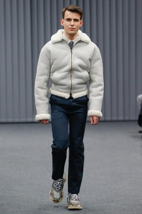 Balenciaga Menswear FW 2017 Paris21