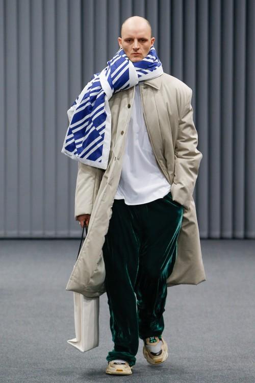 Balenciaga Menswear FW 2017 Paris22