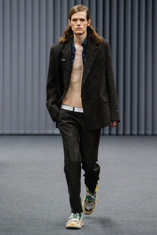 Balenciaga Menswear FW 2017 Paris8