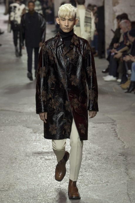 Dries Van Noten Menswear FW 2017 Paris24