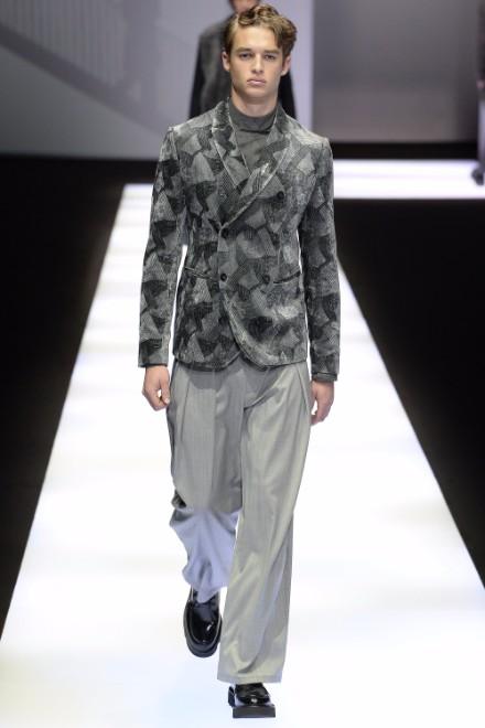 Emporio Armani Menswear FW 2017 Milan23