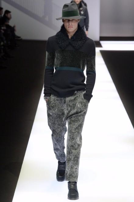 Emporio Armani Menswear FW 2017 Milan30