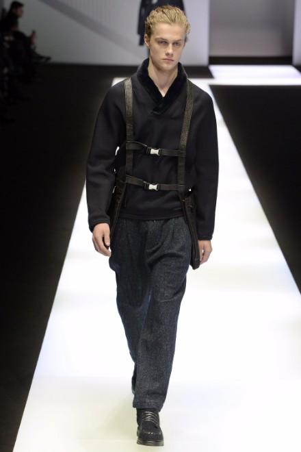 Emporio Armani Menswear FW 2017 Milan33