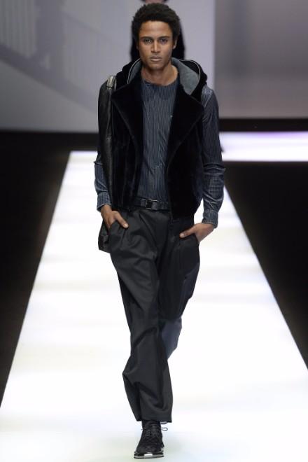 Emporio Armani Menswear FW 2017 Milan36