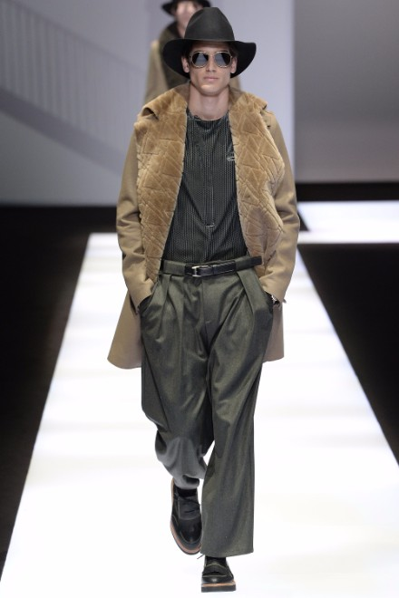 Emporio Armani Menswear FW 2017 Milan56