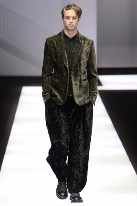 Emporio Armani Menswear FW 2017 Milan67