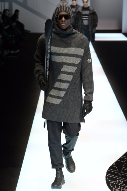 Emporio Armani Menswear FW 2017 Milan70