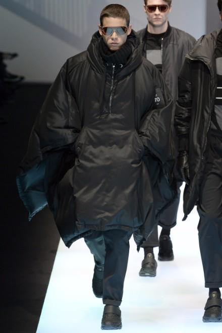Emporio Armani Menswear FW 2017 Milan71