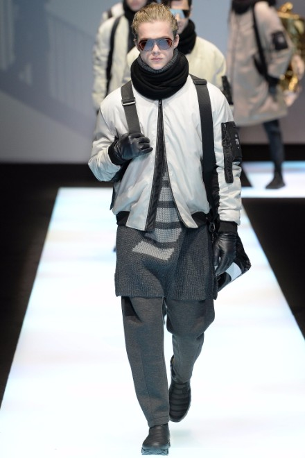 Emporio Armani Menswear FW 2017 Milan74