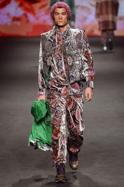 Etro Menswear FW 2017 Milan26
