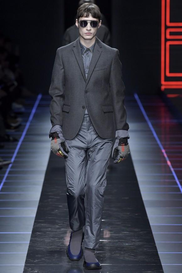 Fendi Menswear FW 2017 Milan14