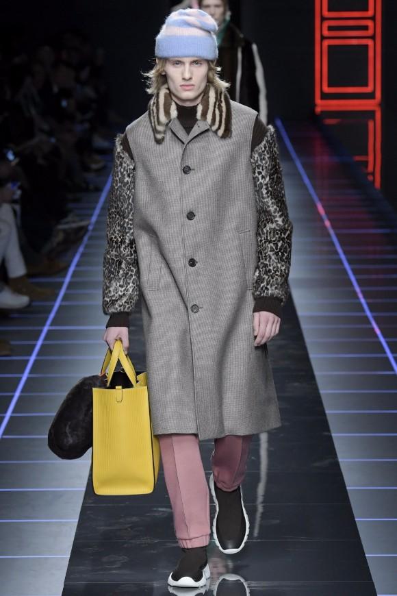 Fendi Menswear FW 2017 Milan2
