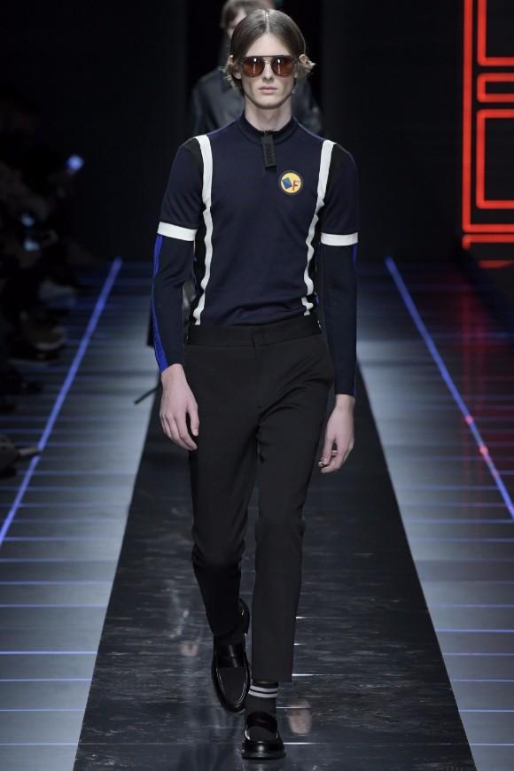 Fendi Menswear FW 2017 Milan30