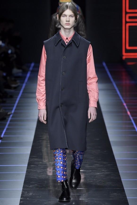 Fendi Menswear FW 2017 Milan36