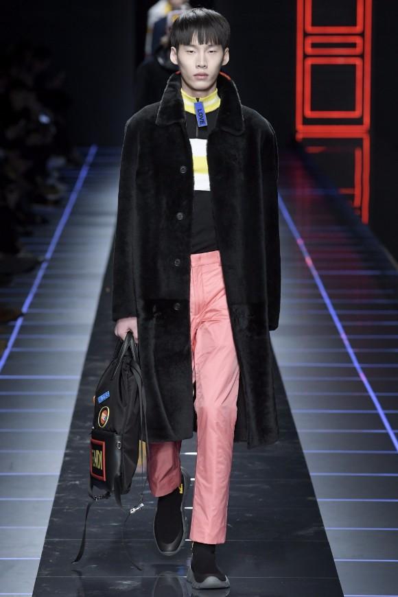 Fendi Menswear FW 2017 Milan41