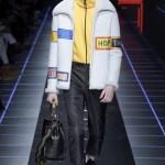 Fendi Menswear F/W 2017 Milan