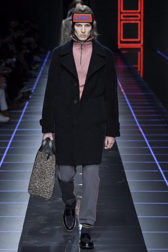 Fendi Menswear FW 2017 Milan7