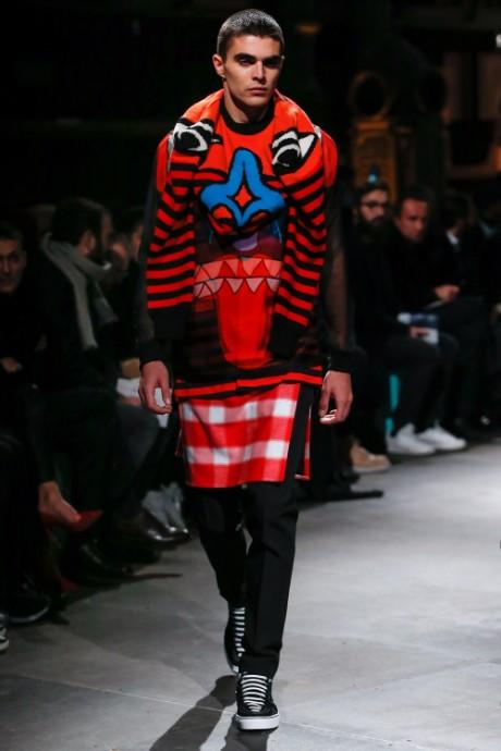 Givenchy Menswear FW 2017 Paris20