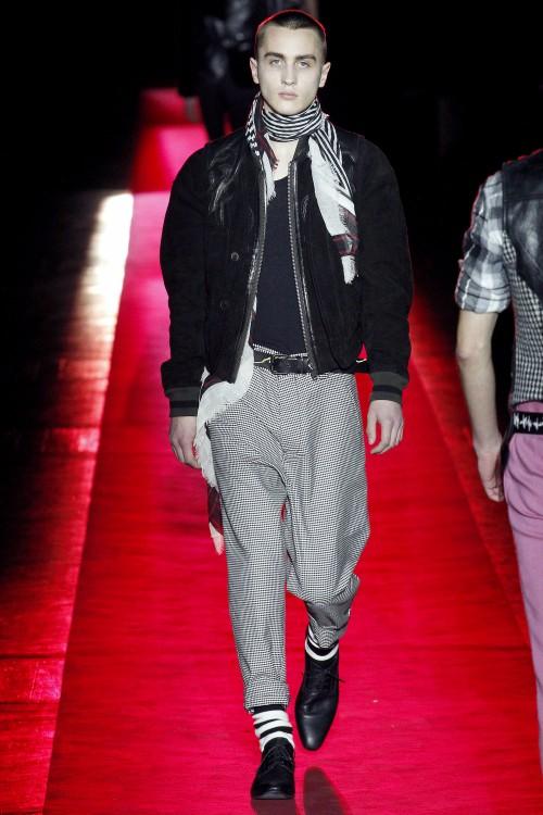Haider Ackermann Menswear FW 2017 Paris21