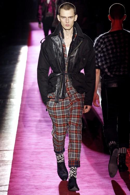 Haider Ackermann Menswear FW 2017 Paris5