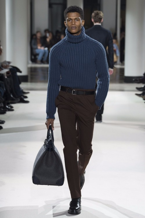 Hermès Menswear FW 2017 Paris14