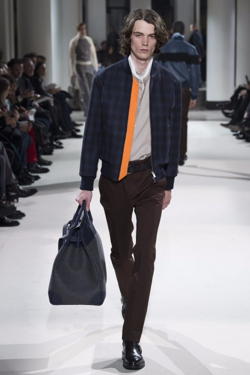 Hermès Menswear FW 2017 Paris27