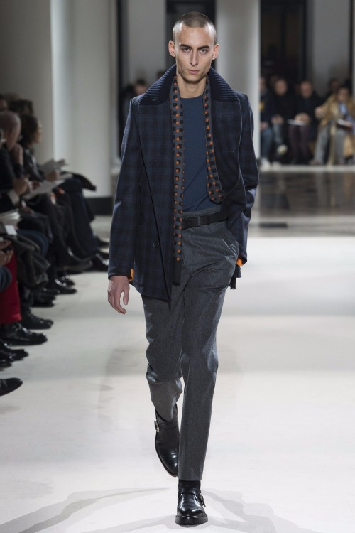 Hermès Menswear FW 2017 Paris29