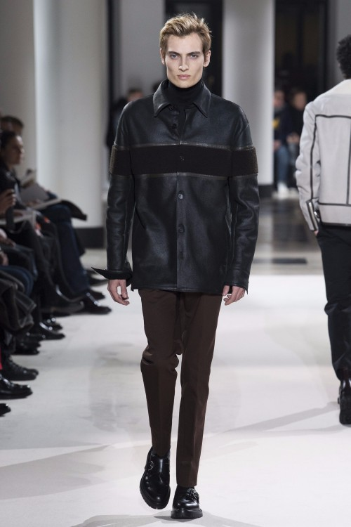 Hermès Menswear FW 2017 Paris31