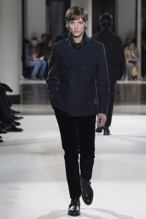 Hermès Menswear FW 2017 Paris39