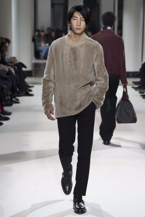 Hermès Menswear FW 2017 Paris8