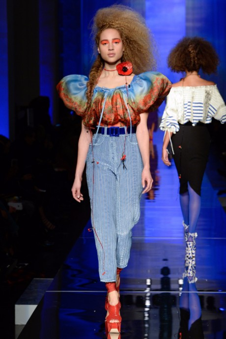 Jean Paul Gaultier Haute Couture SS 2017 Paris34