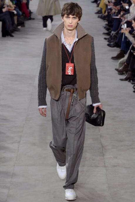 Louis Vuitton Menswear FW 2017 Paris14