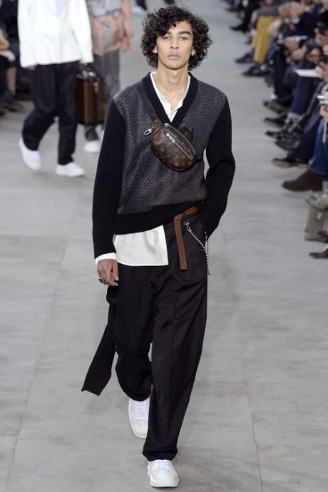 Louis Vuitton Menswear FW 2017 Paris36