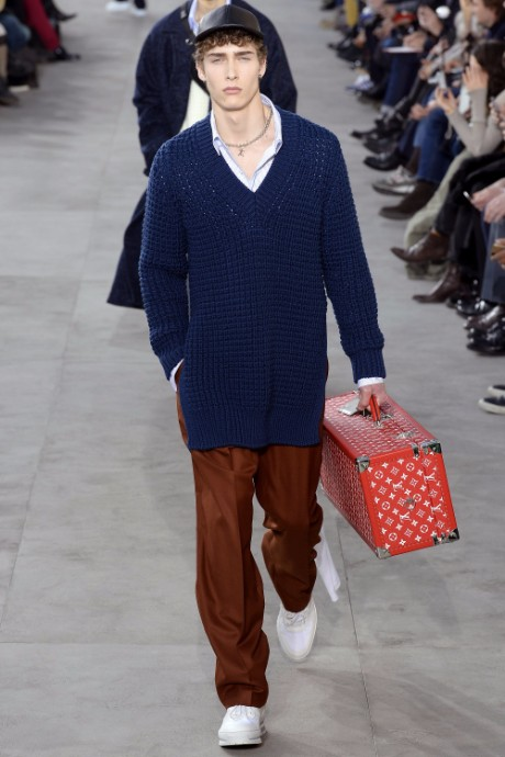 Louis Vuitton Menswear FW 2017 Paris4