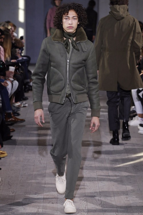 Officine Generale Menswear FW 2017 Paris11