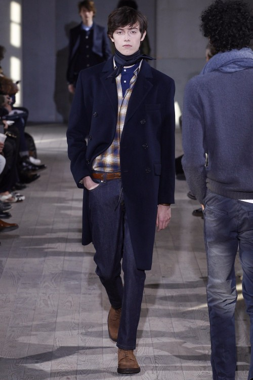 Officine Generale Menswear FW 2017 Paris15