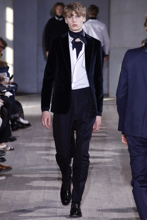 Officine Generale Menswear FW 2017 Paris21
