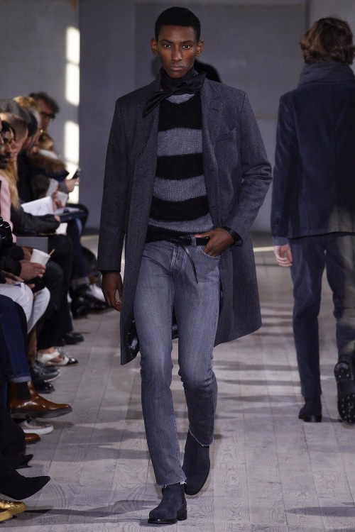 Officine Generale Menswear FW 2017 Paris30