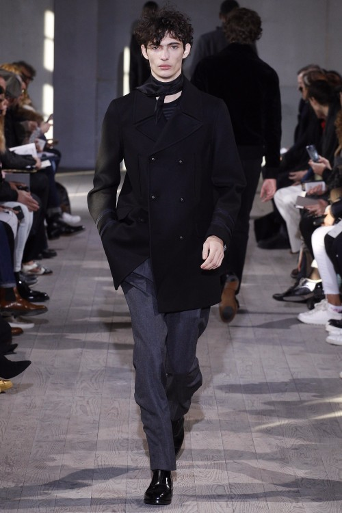 Officine Generale Menswear FW 2017 Paris32