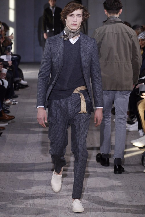 Officine Generale Menswear FW 2017 Paris8