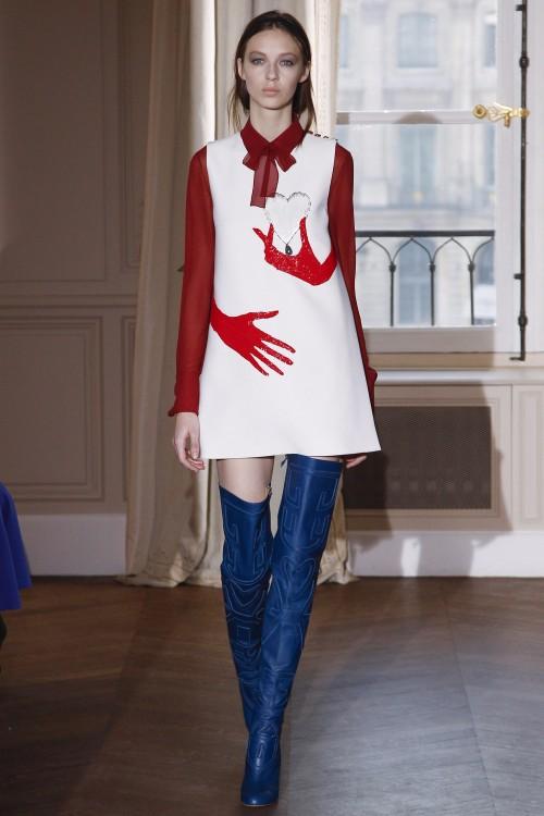 Schiaparelli Haute Couture SS 2017 Paris5