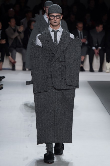 Thom Browne Menswear FW 2017 Paris (19)